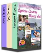 Cypress Corners Boxed Set (Books 1-3)