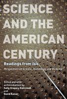 Science and the American Century PDF