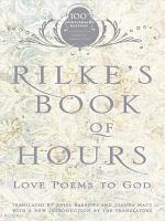 Rilke s Book of Hours PDF