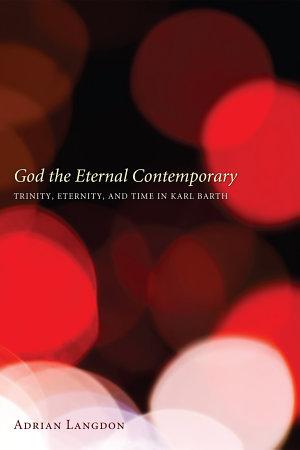 God the Eternal Contemporary PDF