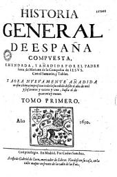 Historia general de Espana: Volumen 2