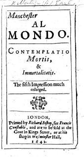 Manchester Al Mondo: Comtemplatio Mortis & Immortalitatis