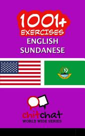 1001+ Exercises English - Sundanese