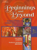 Beginnings and Beyond PDF