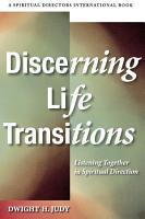 Discerning Life Transitions PDF
