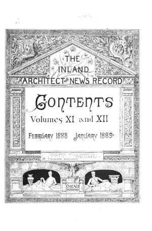 Inland Architect and News Record