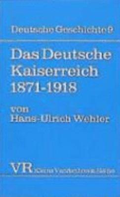 Das Deutsche Kaiserreich  1871 1918 PDF