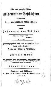 Vier und zwanzig Bücher allgemeiner Geschichten, besonders der europäischen Menschheit: Band 2