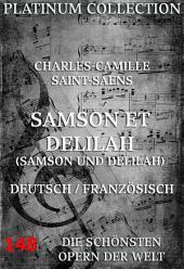 Samson und Delila (Die Opern der Welt)