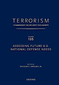 Terrorism  Commentary on Security Documents Volume 135 PDF