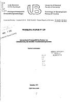 Internationale Frauenpolitik im Kontext von Globalisierung und aktuellen Transformationsprozessen PDF