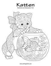 Katten Kleurboek voor Volwassenen 1 & 2