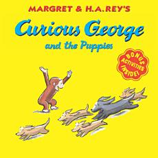 Curious George and the Puppies PDF