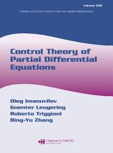 Control Theory of Partial Differential Equations PDF