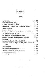 Semplice esposizione dei fatti seguiti nella uscita dei pp. Gesuiti da Napoli: con un'appendice alla fine