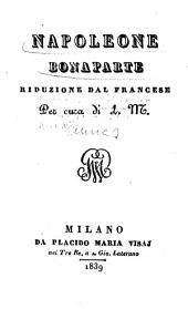 Napoleone Bonaparte: Volumi 310-312