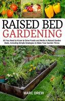 Raised Bed Gardening PDF