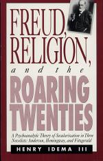 Freud, Religion, and the Roaring Twenties