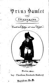 Prinz Hamlet von Daennemark