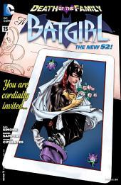 Batgirl (2011-) #15