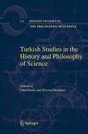Turkish Studies in the History and Philosophy of Science PDF