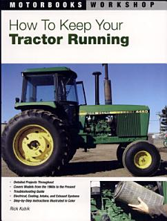 How To Keep Your Tractor Running Book