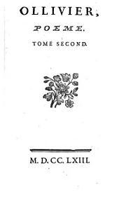 Ollivier: Poeme, Volume2