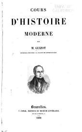 Cours d'histoire moderne: Volume2