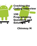 Cracking the Coding Interview  190 Programming Questions and Solutions