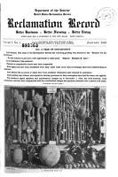 Reclamation Era PDF