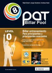 Billar Pool Entrenamiento PAT- Principio: Incluye la prueba de la capacidad de juego WPA oficial