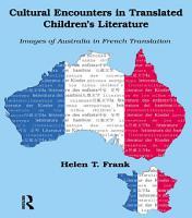 Cultural Encounters in Translated Children s Literature PDF