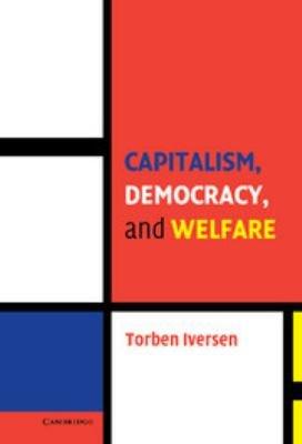 Capitalism  Democracy  and Welfare PDF