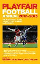 Playfair Football Annual 2012 2013 PDF