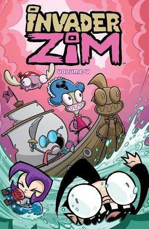 Invader Zim Volume 4