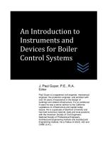 An Introduction to Instruments and Devices for Boiler Control Systems PDF