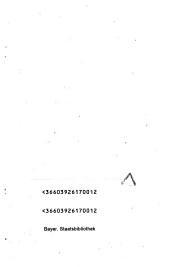 Callista: eine Erzählung aus dem dritten Jahrhundert