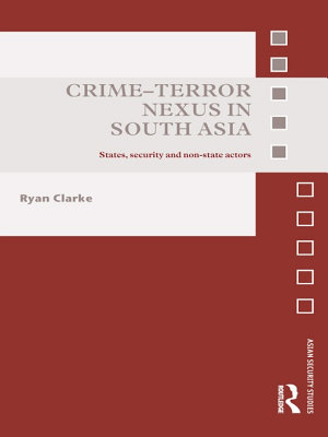 Crime Terror Nexus in South Asia PDF