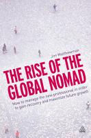 The Rise of the Global Nomad PDF