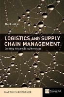 Logistics and Supply Chain Management PDF