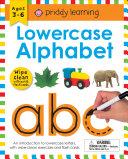 Wipe Clean Workbook: Lowercase Alphabet (enclosed spiral binding)
