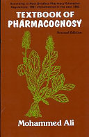 Textbook of Pharmacognosy PDF