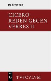 Die Reden gegen Verres / In C. Verrem