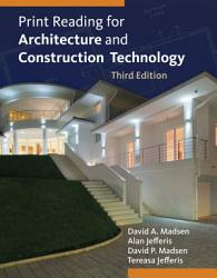 Print Reading For Architecture And Construction Technology Book PDF
