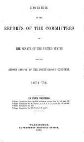 Senate Documents: Volume 2; Volume 267