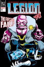 L.E.G.I.O.N. (1989-) #20