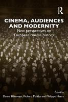 Cinema  Audiences and Modernity PDF