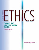 Ethics  Theory and Contemporary Issues  Concise Edition PDF