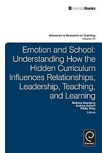 Emotion and School PDF