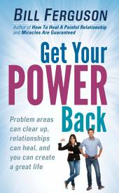 Get Your Power Back